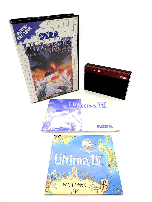 Ultima 4        Ultima11