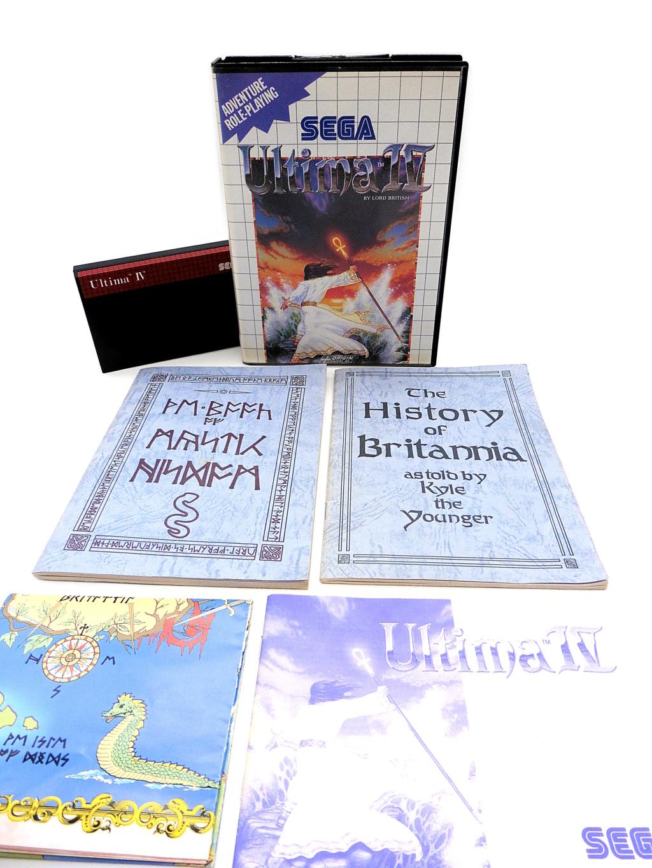 Ultima 4        Ultima20