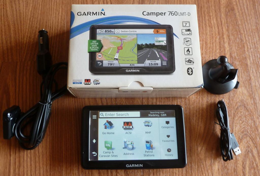 Garmin Camper 760 LMT-D for sale Garmin10