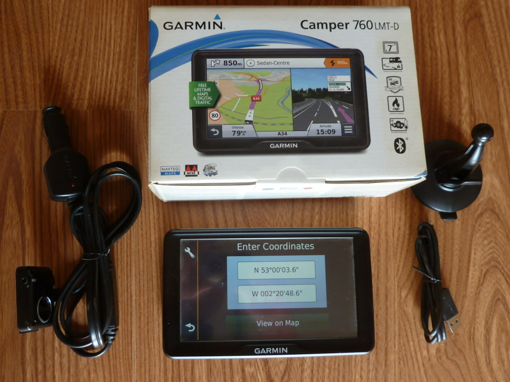 Garmin Camper 760 LMT-D for sale Garmin11