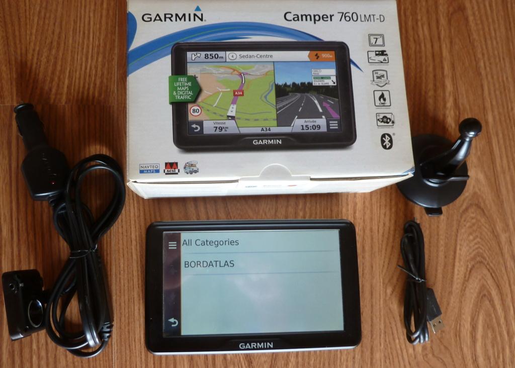 Garmin Camper 760 LMT-D for sale Garmin12
