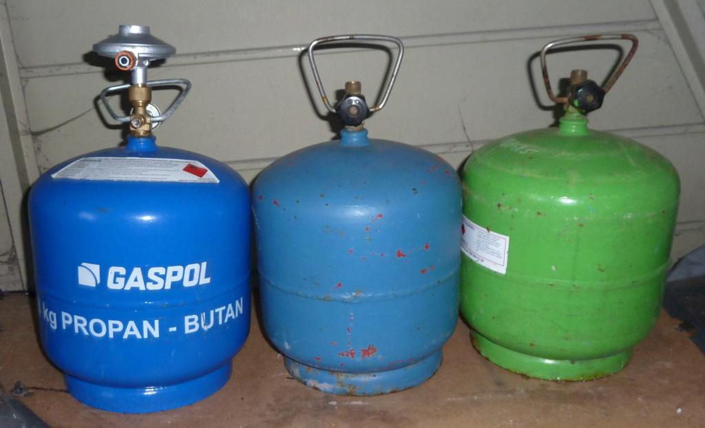 Polish refillable gas bottles Polish10