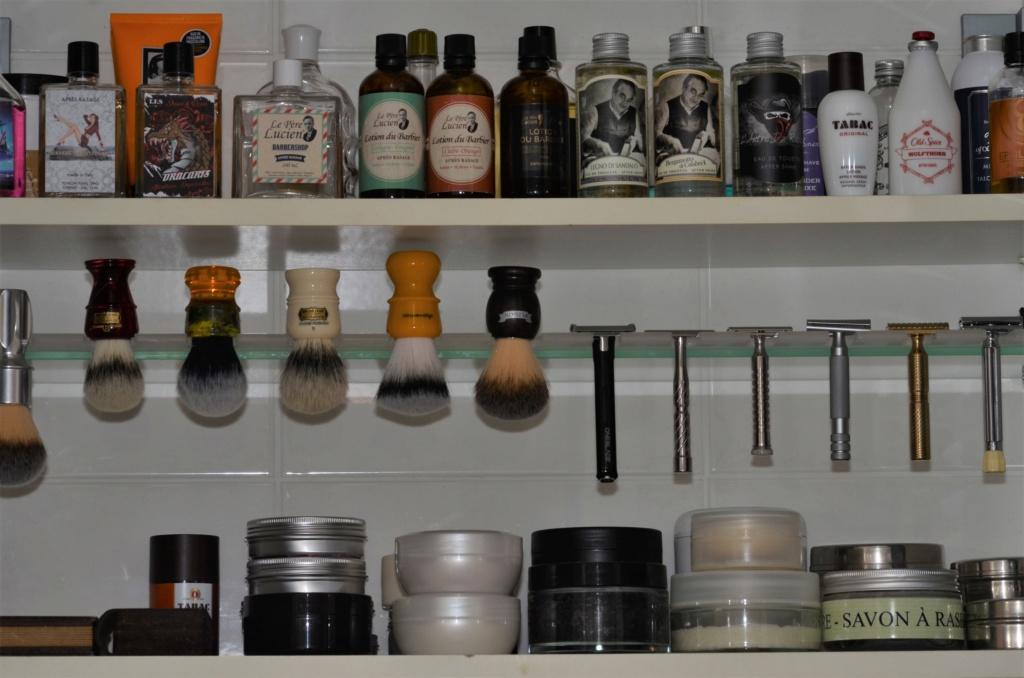 Photos de votre armoire spéciale rasage (ou de la partie réservée au rasage) - Page 29 Dsc_3310