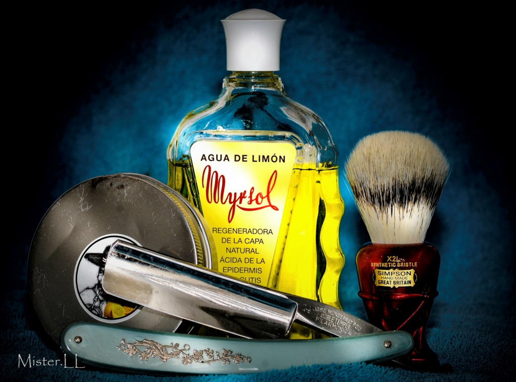 Shave of the Day / Rasage du jour Sotd-222