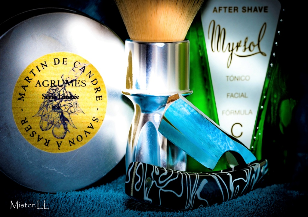 Shave of the Day / Rasage du jour - Page 2 Sotd-224