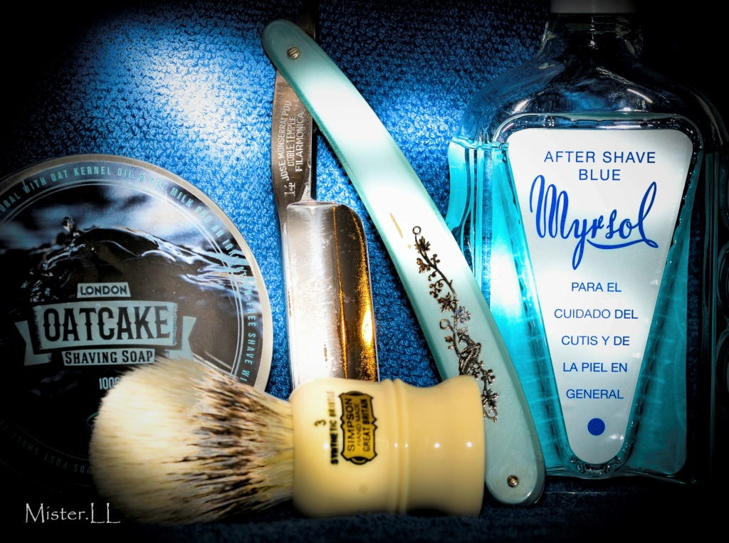 Shave of the Day / Rasage du jour - Page 36 Sotd-712