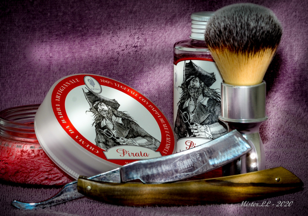 Shave of the Day / Rasage du jour - Page 39 Sotd_161