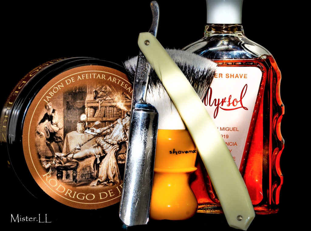 Shave of the Day / Rasage du jour - Page 20 Sotd_286