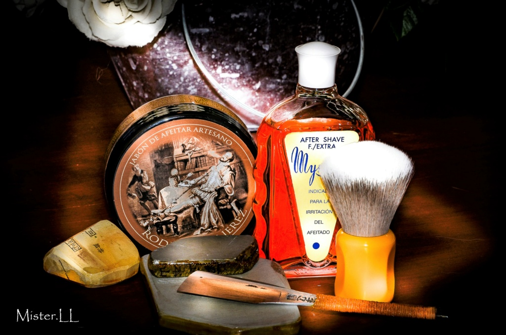 Shave of the Day / Rasage du jour - Page 24 Sotd_312