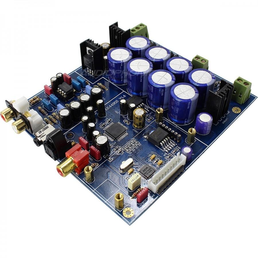 Inserire DAC all'interno di un Pioneer SA500a Dac-mo10