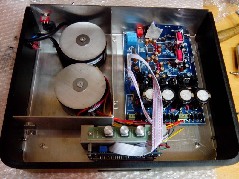 Inserire DAC all'interno di un Pioneer SA500a Img_2011