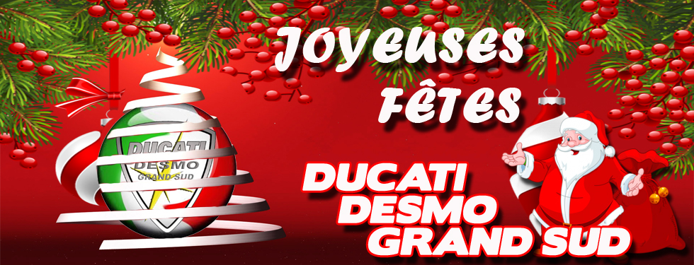 CLUB FORUM PRIVE DUCATI DESMO GRAND SUD