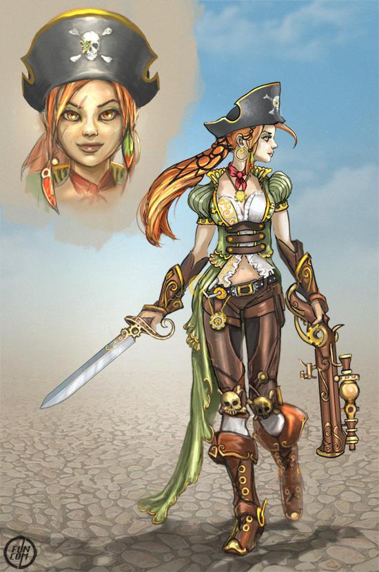 Une piste vers le passé - Partie 2 Pirate10