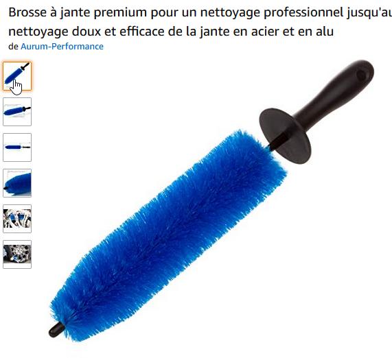 Entretien / Nettoyage Jantes Brosse10