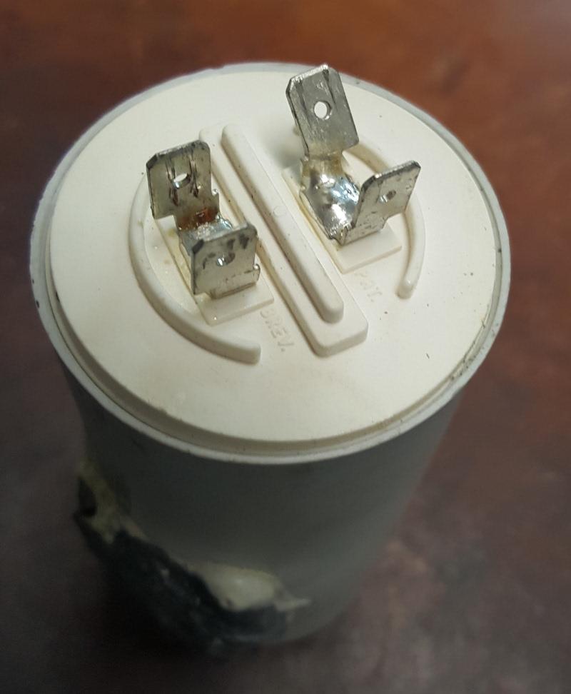 [RESOLU] Condo grillé sur un compresseur Quartz 100L 3CV 20181110