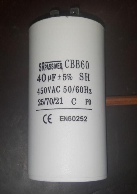 [RESOLU] Condo grillé sur un compresseur Quartz 100L 3CV 20181125
