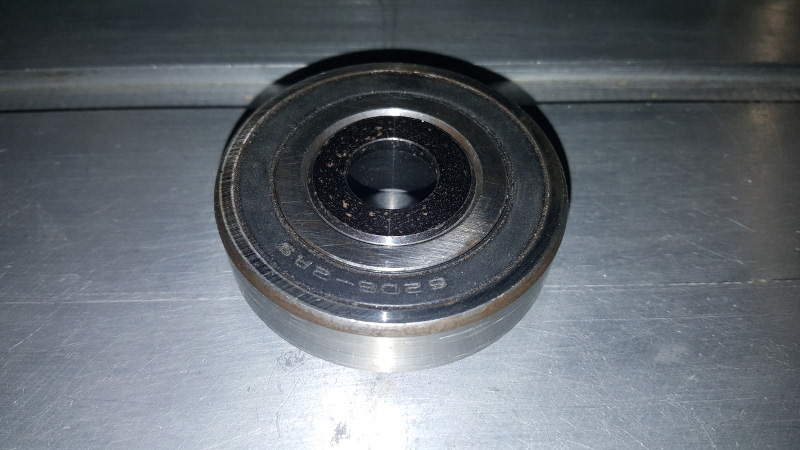 Toupie (suite) : entretien des outils de coupe et problème de bouchon 20181133