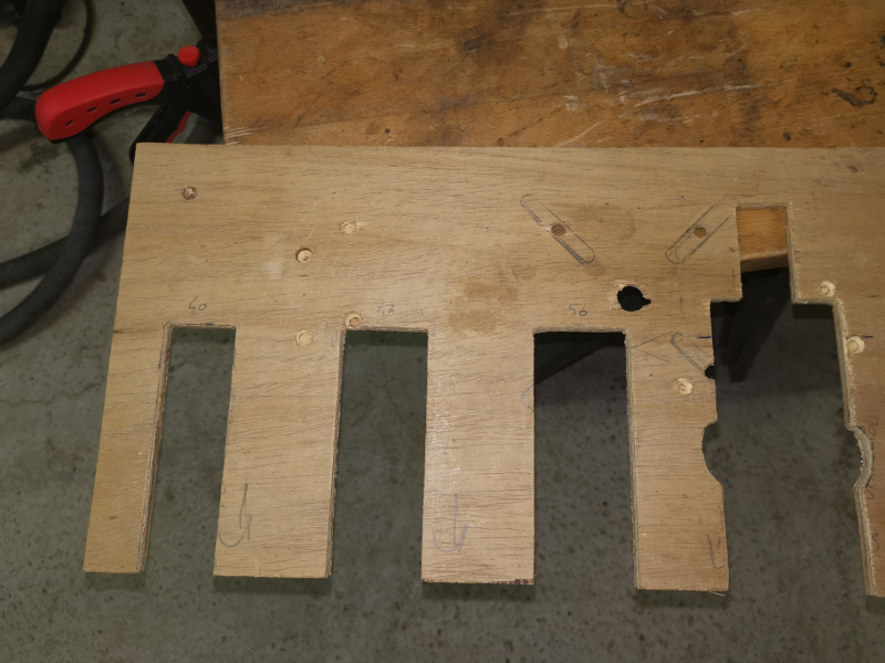 RYOBI tools rack Img_2210