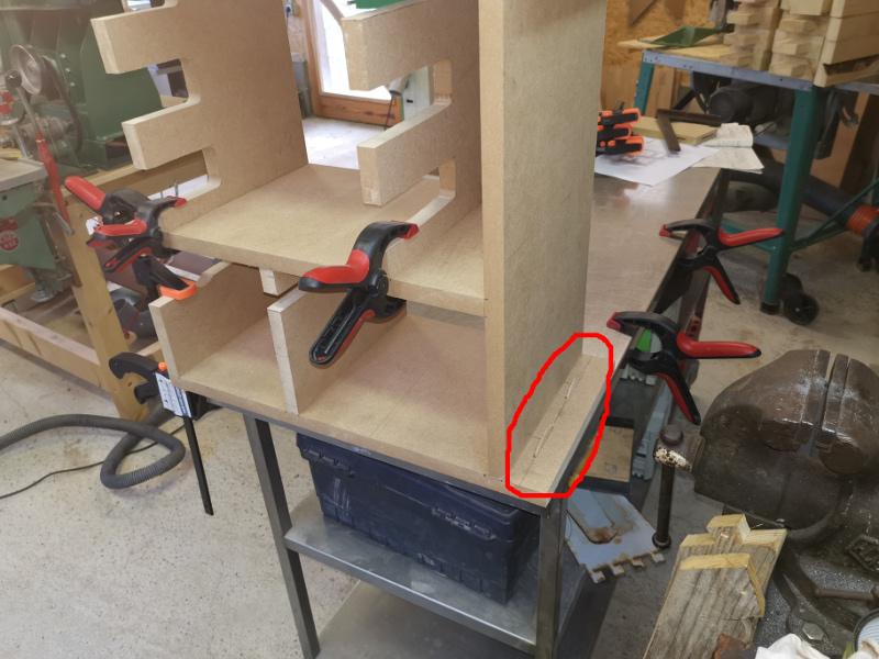 RYOBI tools rack Img_2211