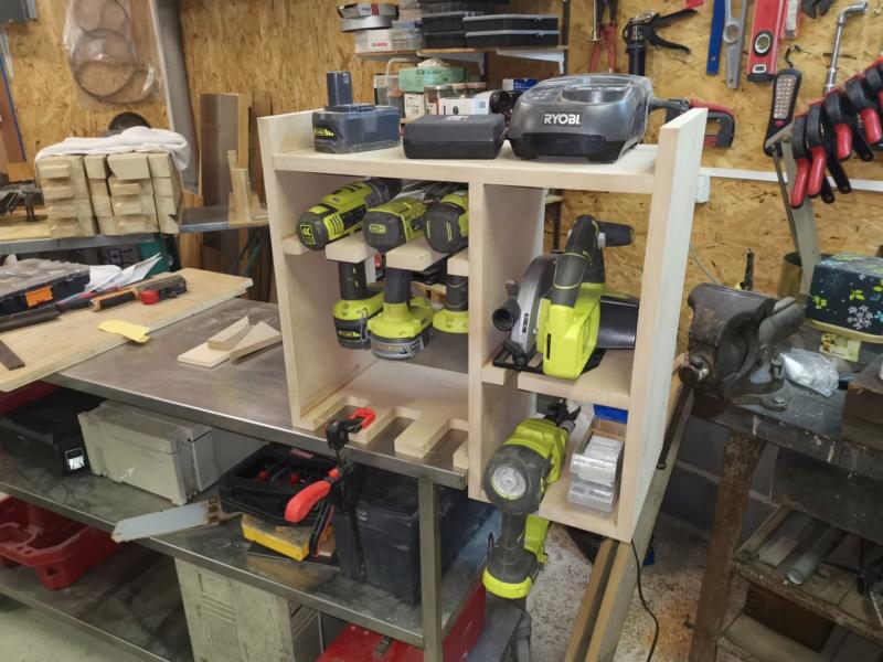 RYOBI tools rack Img_2216
