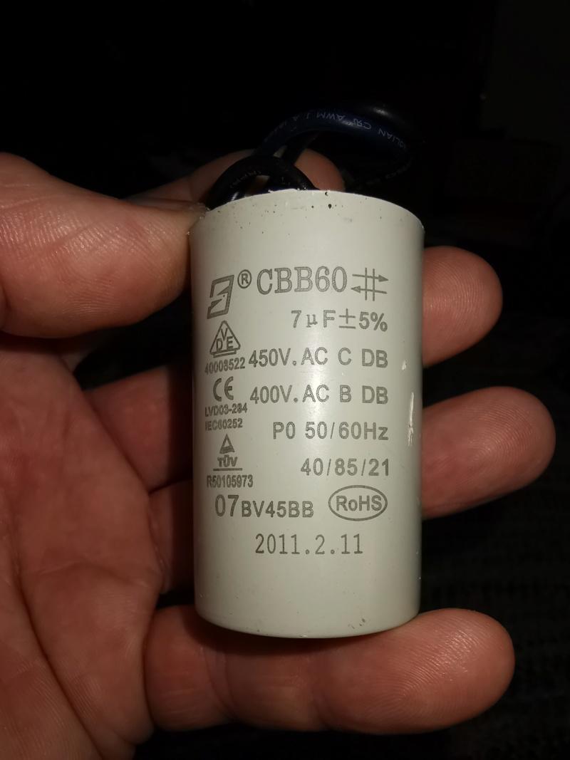 Comment tester un condensateur Img_2271