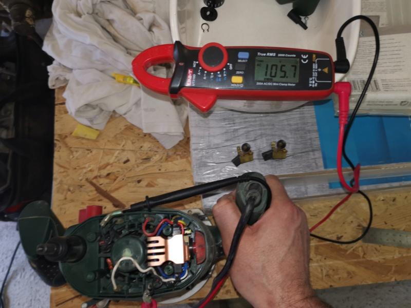 Tentatives de réparation d'électroportatifs divers : défonceuse, aspi, ponceuse, ... table induction ??? Img_2274