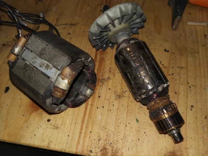 Tentatives de réparation d'électroportatifs divers : défonceuse, aspi, ponceuse, ... - Page 2 Img_2296