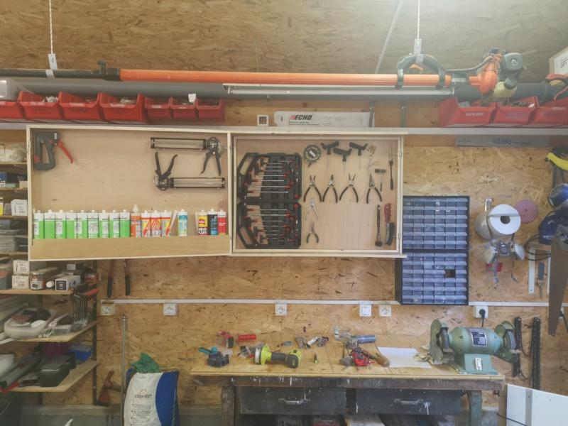 Fabrication de placards pour l'atelier méca / bois - Page 3 Img_2346