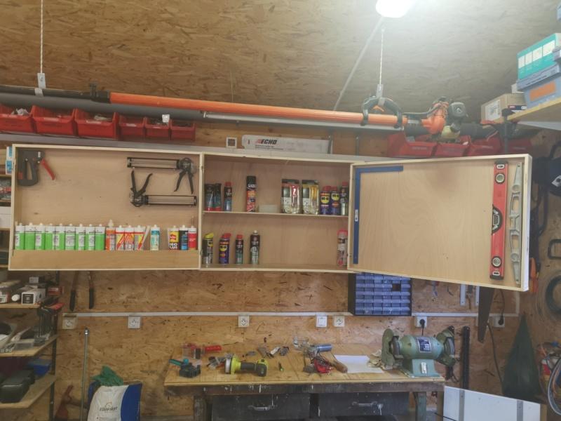 Fabrication de placards pour l'atelier méca / bois - Page 3 Img_2348