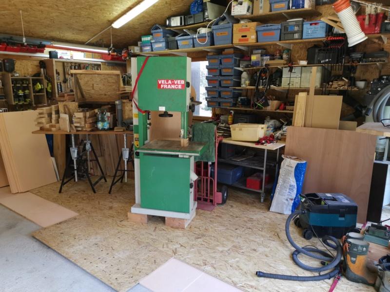 """La """"Maison de Papa"""". Today : nouvelle machine ... eh oui encore une ... - Page 10 Img_2447"""