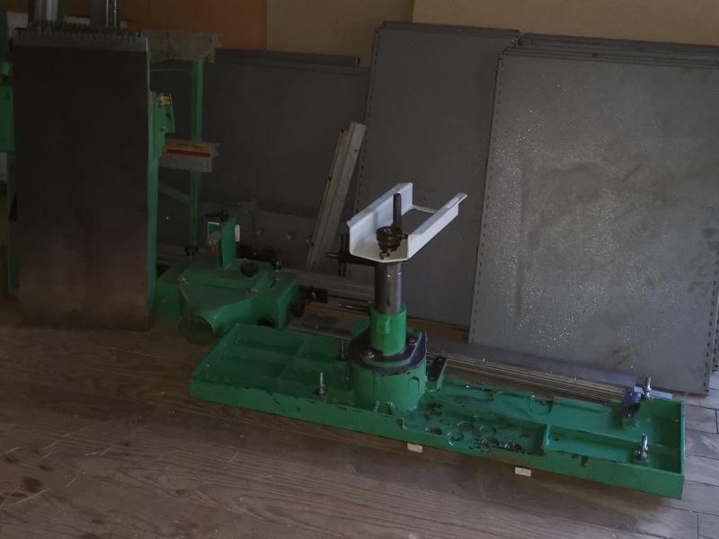 Combinée à bois SICAR 300 i7 : problème de toupie Img_2558