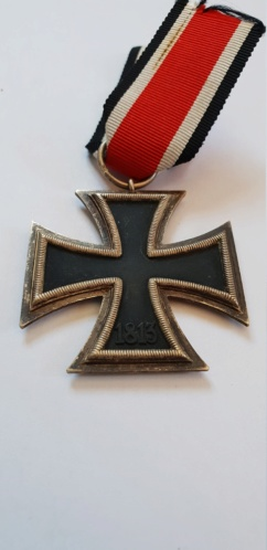 Croix de Fer seconde classe 20190611