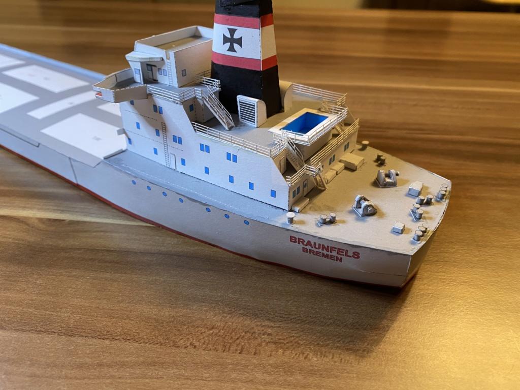 Schwergutfrachtschiff Braunfels der DDG Hansa 1:250 gebaut von Fleetmanager - Seite 4 71c87f10