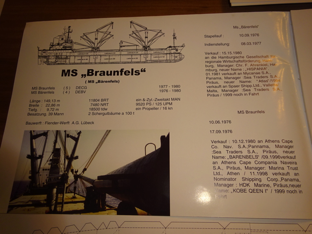 Schwergutfrachtschiff Braunfels der DDG Hansa 1:250 gebaut von Fleetmanager Dsc05913