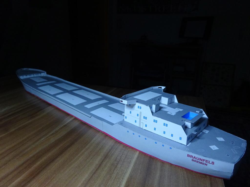 Schwergutfrachtschiff Braunfels der DDG Hansa 1:250 gebaut von Fleetmanager - Seite 3 Dsc06413