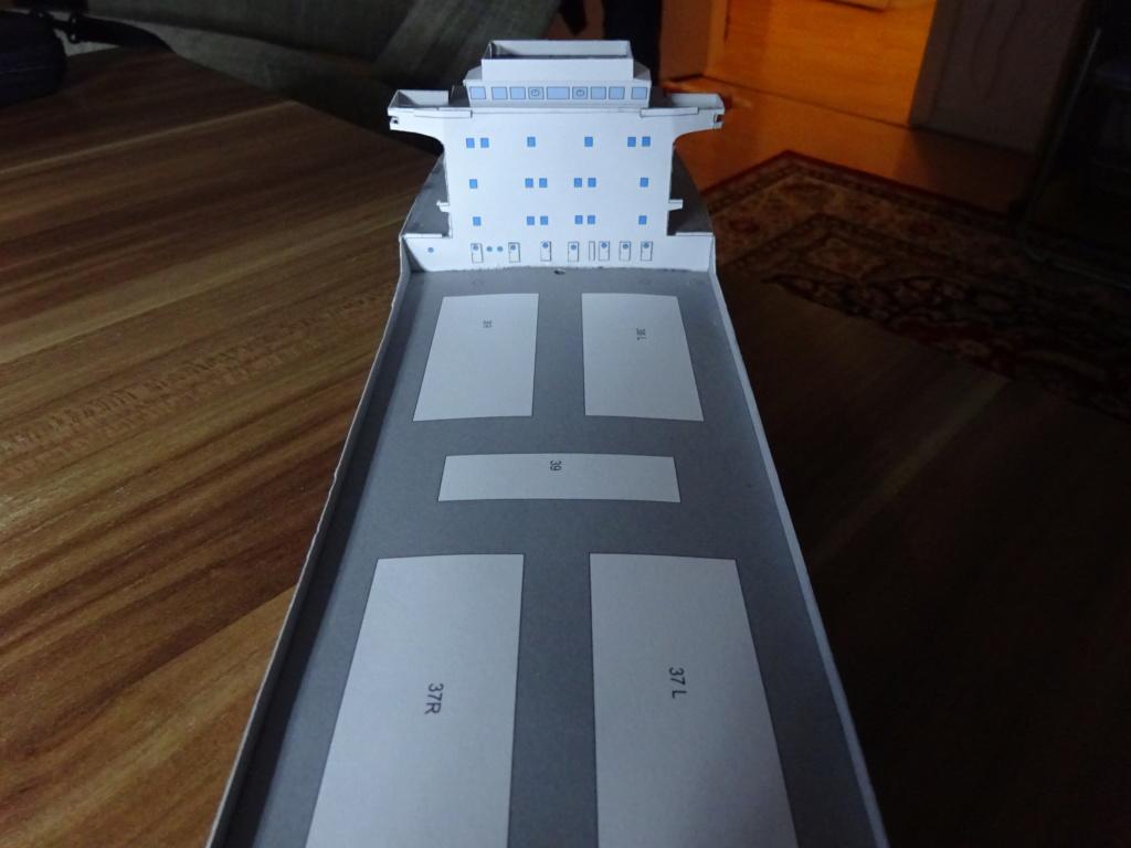 Schwergutfrachtschiff Braunfels der DDG Hansa 1:250 gebaut von Fleetmanager - Seite 3 Dsc06416