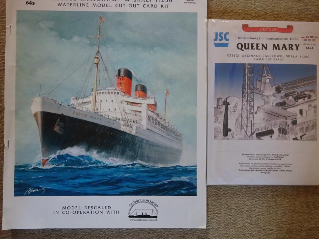 """RMS """"Queen Mary"""" Maßstab 1:250 von JSC gebaut von Fleetmanager Dsc07618"""