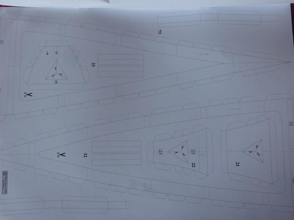 """RMS """"Queen Mary"""" Maßstab 1:250 von JSC gebaut von Fleetmanager Dsc07619"""