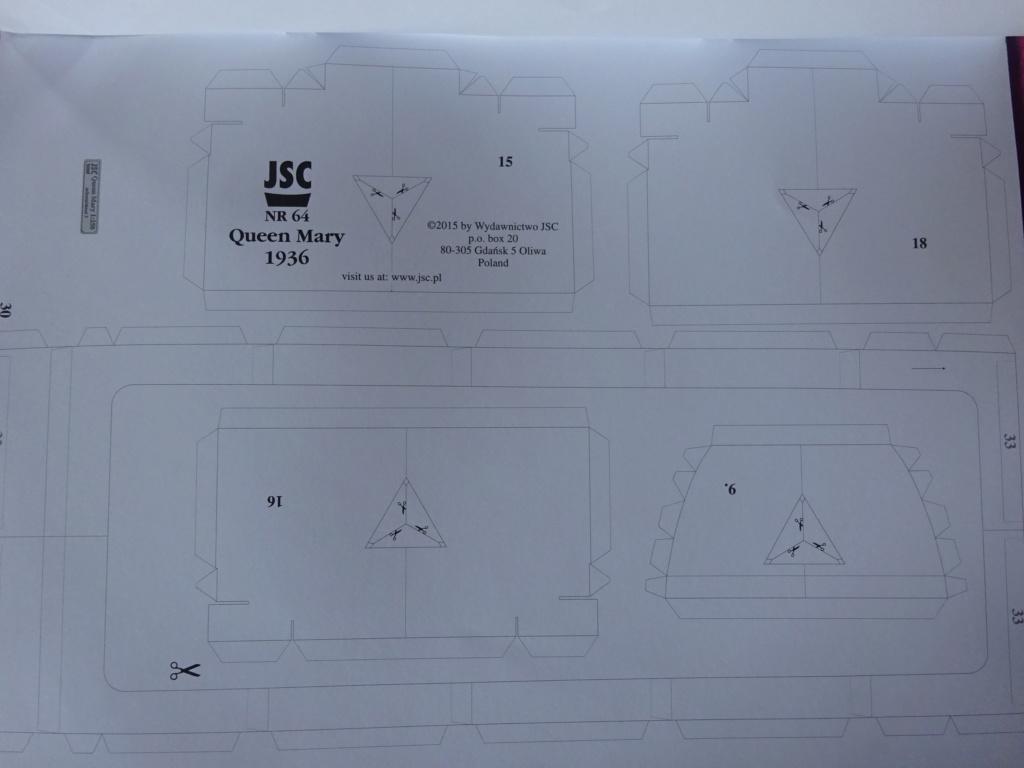 """RMS """"Queen Mary"""" Maßstab 1:250 von JSC gebaut von Fleetmanager Dsc07620"""