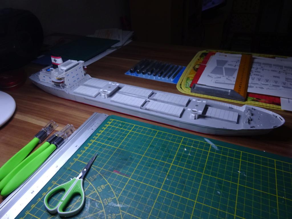 Schwergutfrachtschiff Braunfels der DDG Hansa 1:250 gebaut von Fleetmanager - Seite 6 Dsc07737
