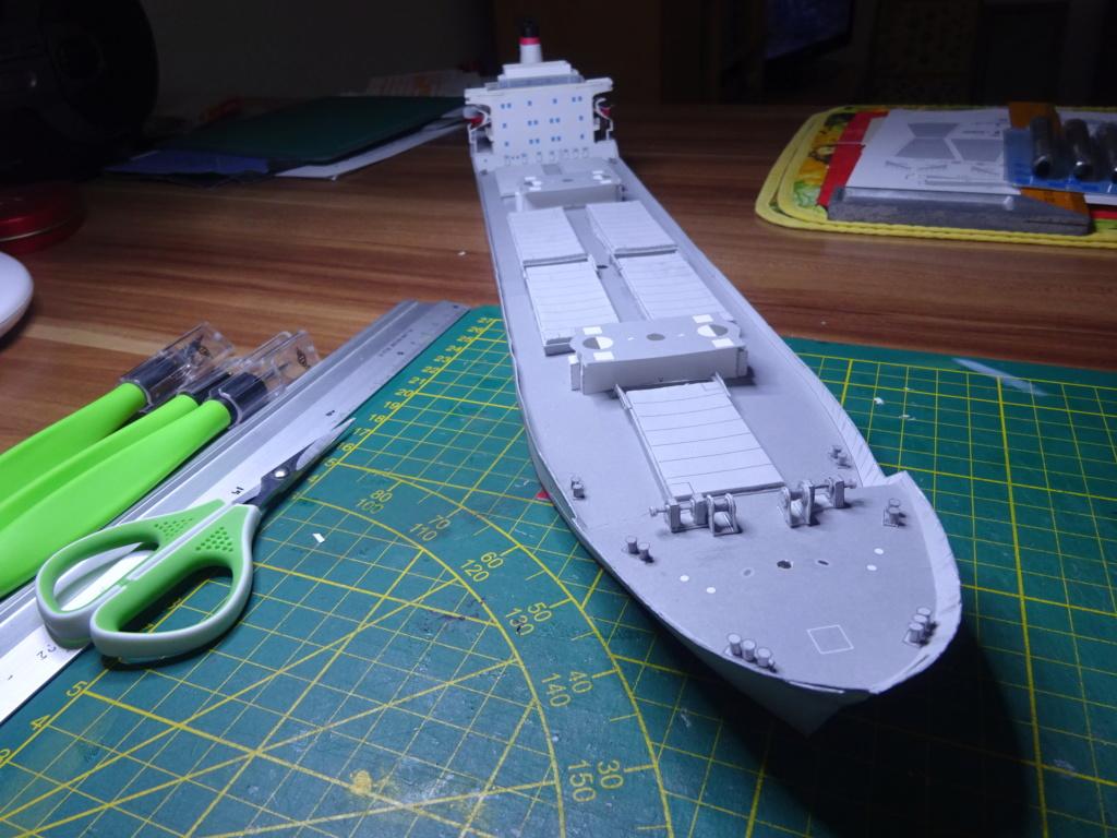 Schwergutfrachtschiff Braunfels der DDG Hansa 1:250 gebaut von Fleetmanager - Seite 6 Dsc07738