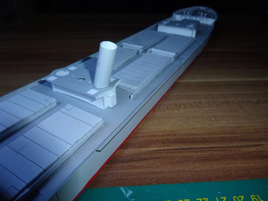 Schwergutfrachtschiff Braunfels der DDG Hansa 1:250 gebaut von Fleetmanager - Seite 6 Dsc07754