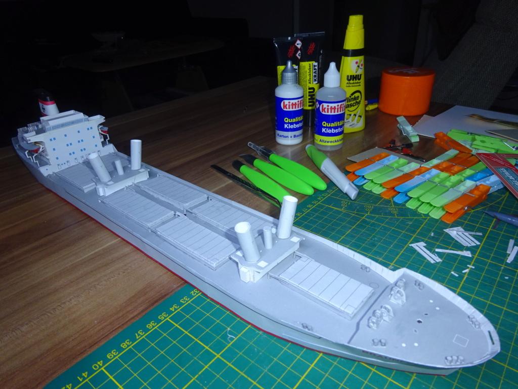 Schwergutfrachtschiff Braunfels der DDG Hansa 1:250 gebaut von Fleetmanager - Seite 6 Dsc07760