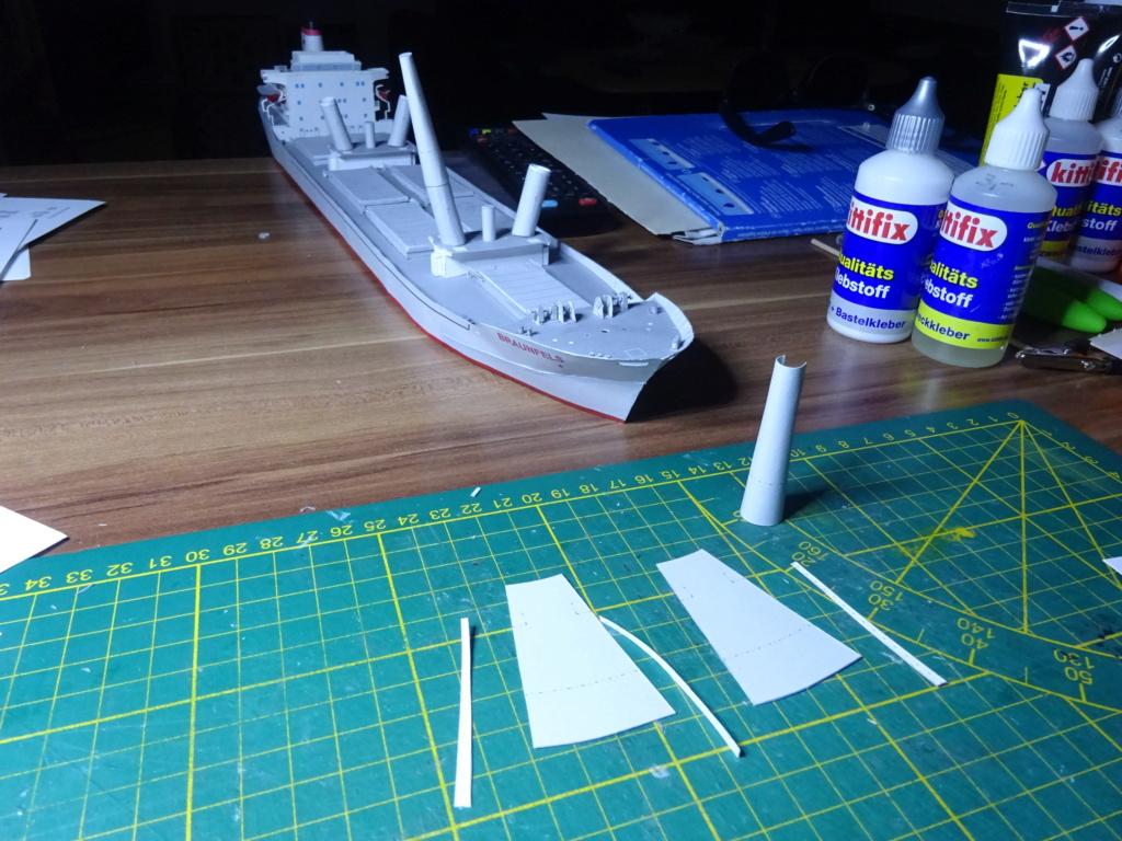 Schwergutfrachtschiff Braunfels der DDG Hansa 1:250 gebaut von Fleetmanager - Seite 7 Dsc07764