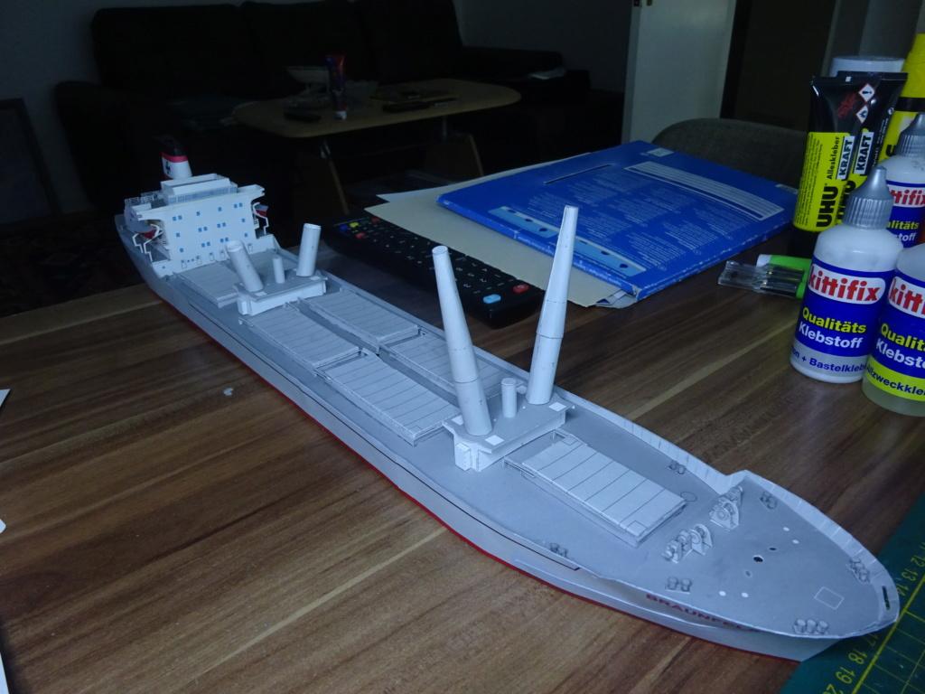 Schwergutfrachtschiff Braunfels der DDG Hansa 1:250 gebaut von Fleetmanager - Seite 7 Dsc07765