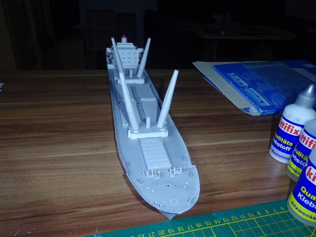 Schwergutfrachtschiff Braunfels der DDG Hansa 1:250 gebaut von Fleetmanager - Seite 7 Dsc07812