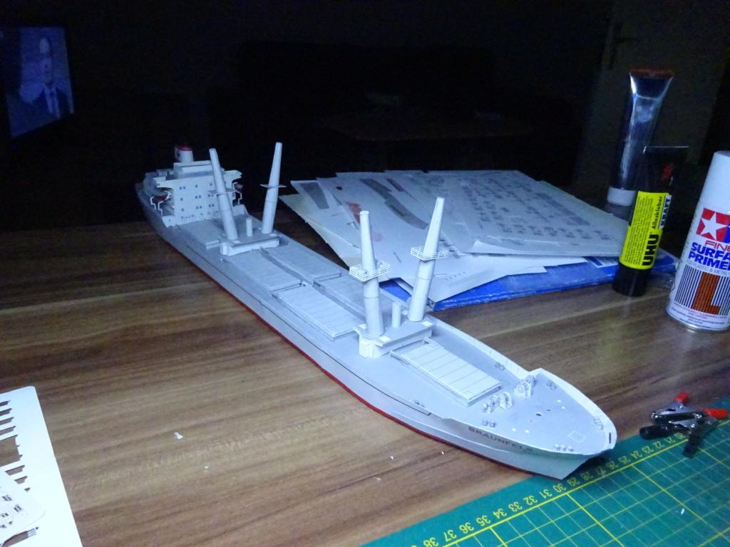 Schwergutfrachtschiff Braunfels der DDG Hansa 1:250 gebaut von Fleetmanager - Seite 7 Dsc07816