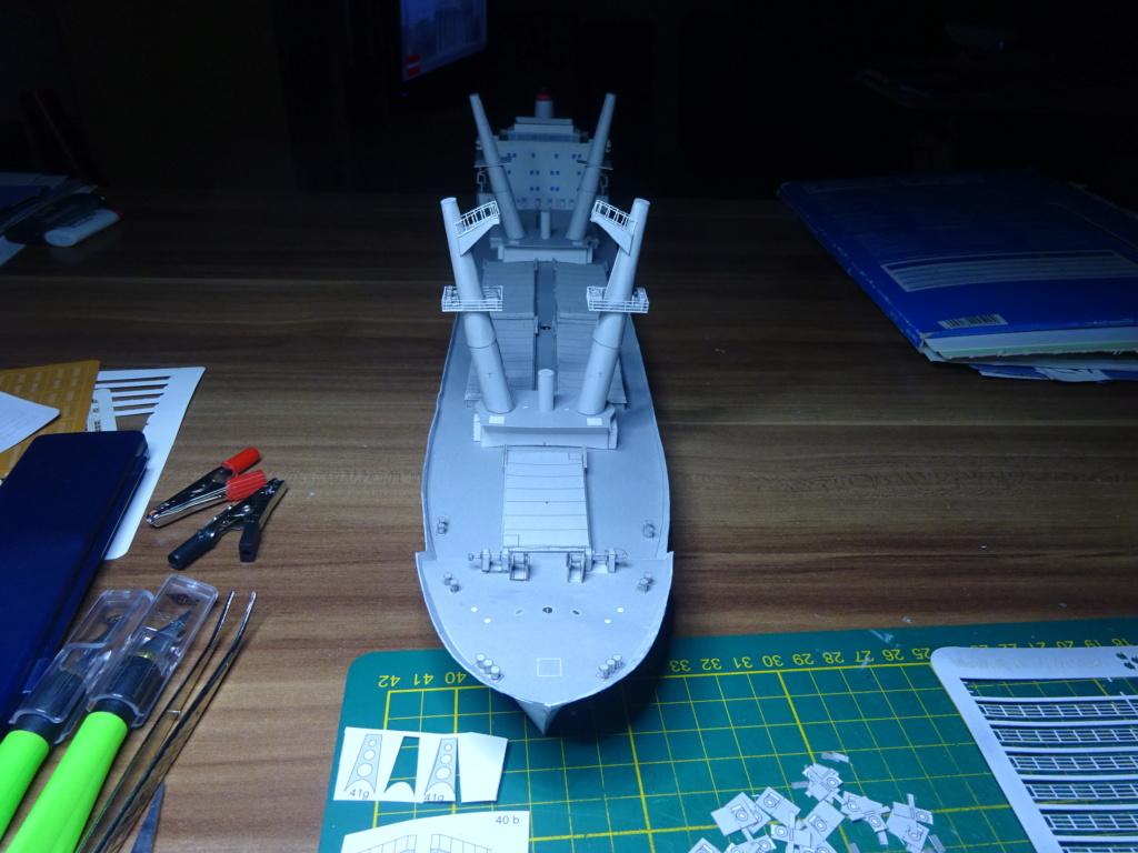 Schwergutfrachtschiff Braunfels der DDG Hansa 1:250 gebaut von Fleetmanager - Seite 7 Dsc07824