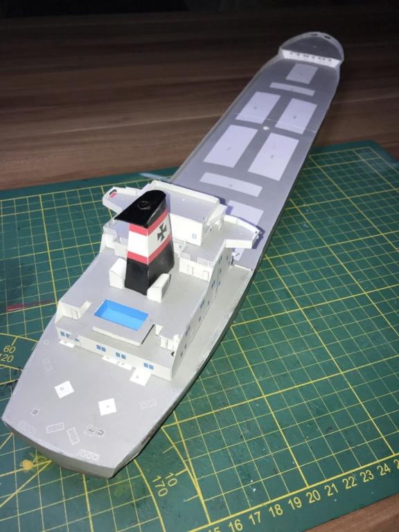 Schwergutfrachtschiff Braunfels der DDG Hansa 1:250 gebaut von Fleetmanager - Seite 4 Eb5da210