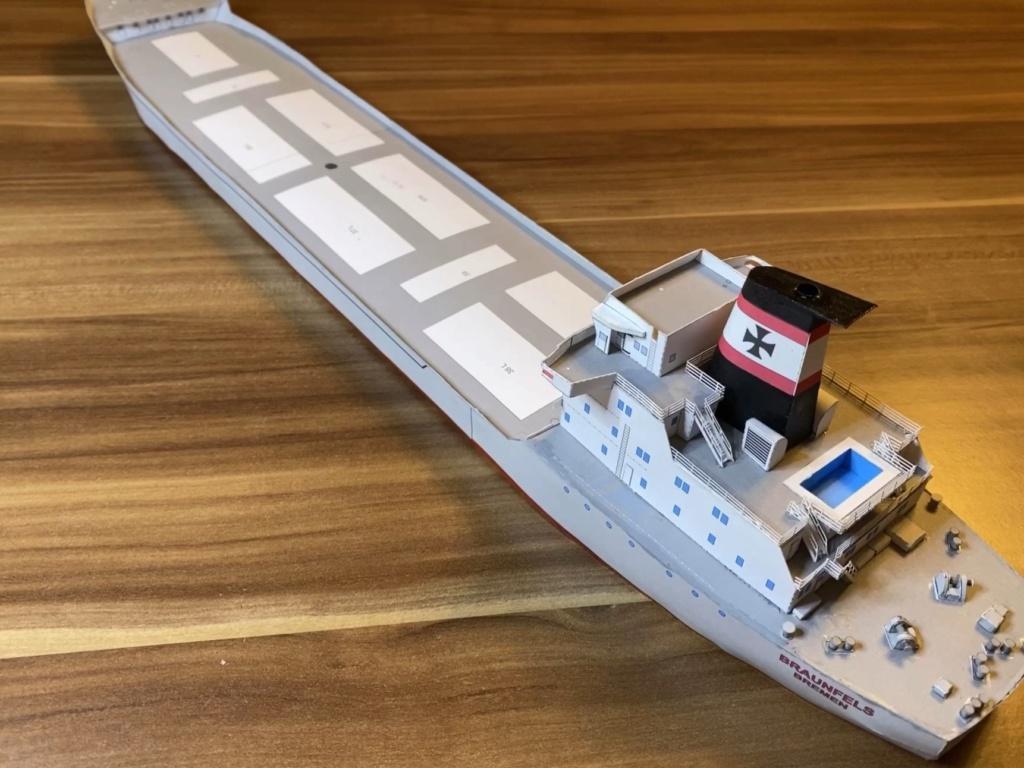 Schwergutfrachtschiff Braunfels der DDG Hansa 1:250 gebaut von Fleetmanager - Seite 4 F4cffb10